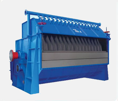gravity disc thickener