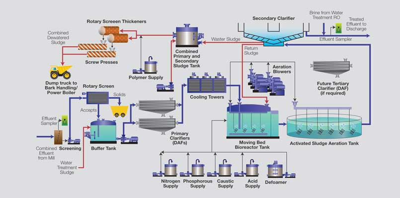 Solid Wastes Treatment Solution Of Paper And Pulp Mills