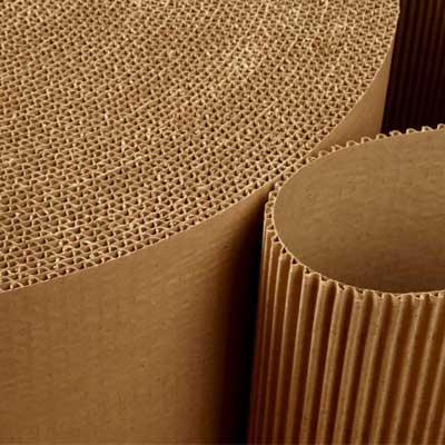 Corrugating medium