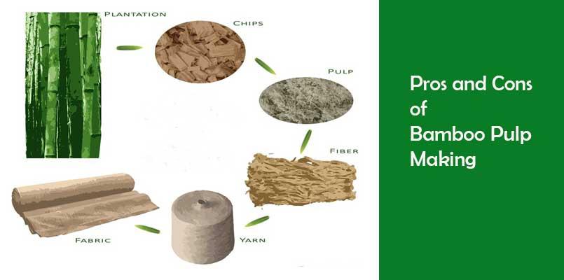 bamboo pulp making